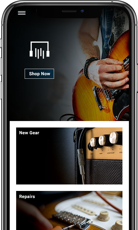 Music Store POS System