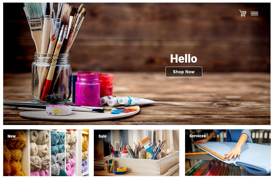 Craft Store POS | eCommerce Integration