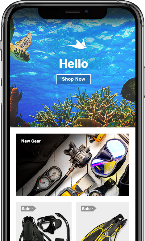Dive Shop POS System