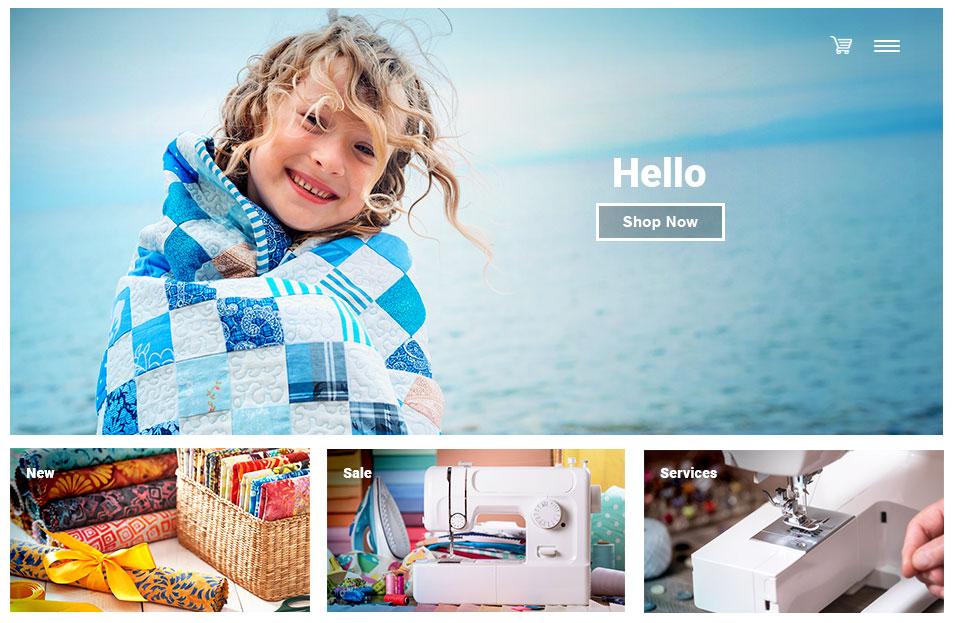 Quilt Store POS | eCommerce Integration