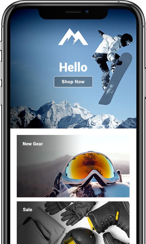 Ski Shop POS System
