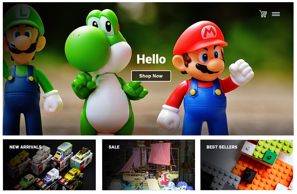 Hobby And Toy Store POS | eCommerce Integration