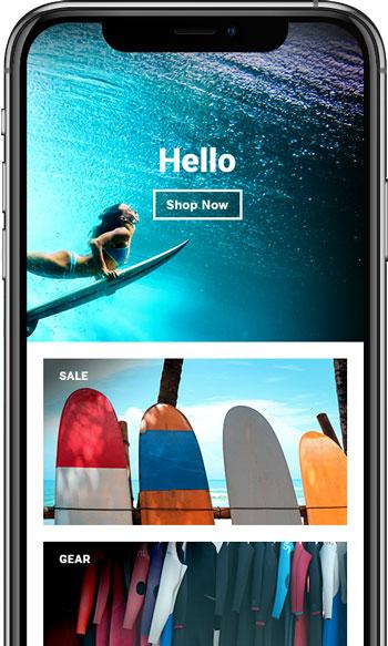 Surf Shop POS System